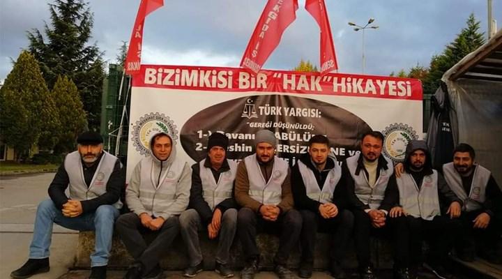 Cargill işçileri bininci günde Ankara'da olacak