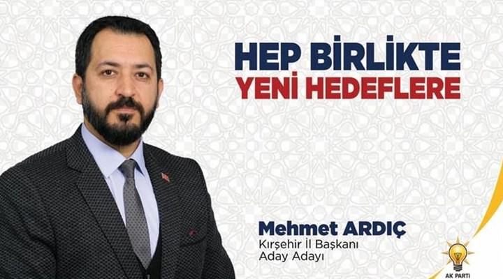 AKP'li Ardıç İBB'yi hedef aldığı paylaşımını sildi