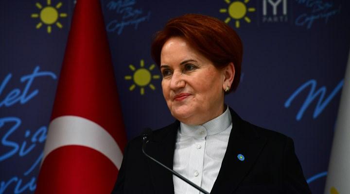Akşener: Türkiye, partili cumhurbaşkanlığı sisteminidaha fazla taşıyamaz