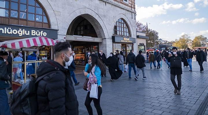 Koronavirüs: İstanbul'da vaka sayılarının en çok ve en az düştüğü ilçeler açıklandı