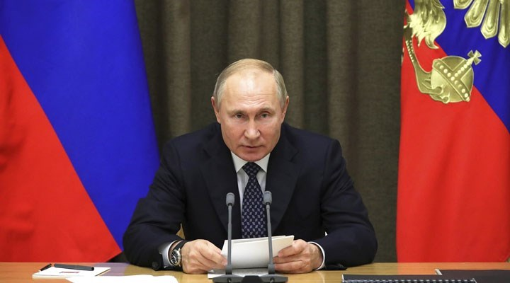Putin, Aliyev ve Paşinyan ile Dağlık Karabağ'ı görüşecek!