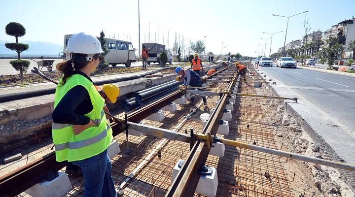 Tramvayı Yapım İhalesi için yeni mezun mühendis ve mimar şartı