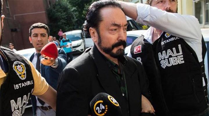 Adnan Oktar'ın cezası belli oldu: Bin yılı aşan hapis