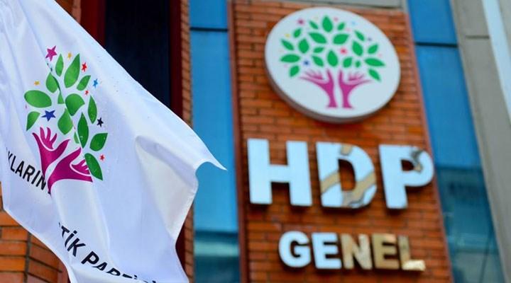 HDP, Bahçeli'ye kanun maddeleriyle yanıt verdi: Yargıyı göreve çağırıyoruz
