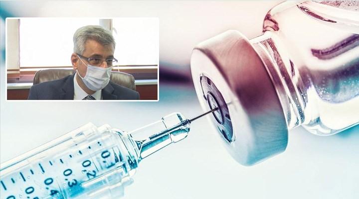 İstanbul İl Sağlık Müdürü Memişoğlu: Aşı olup olmayacağınızı e-Nabız'dan veya SMS ile öğrenebilirsiniz