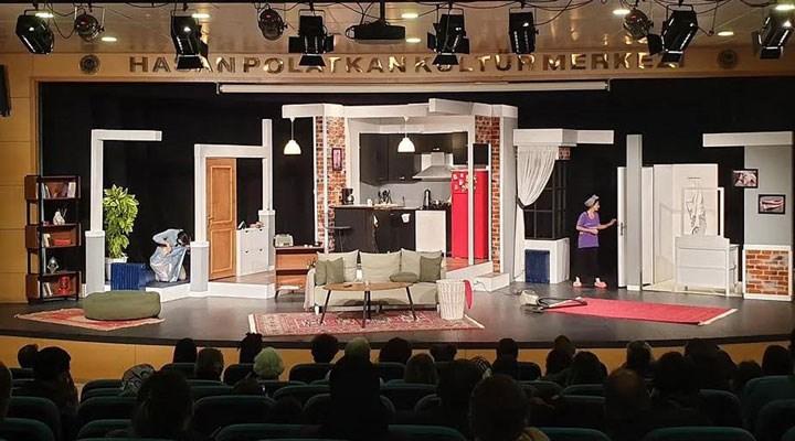 Odunpazarı Belediye Tiyatrosu'na uluslararası platformda 3 dalda ödül