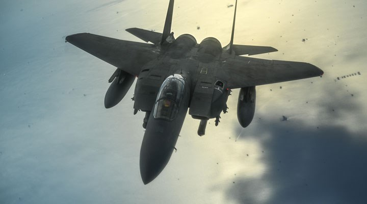 İsrail'den Deyrizor'a hava saldırısı: 23 ölü