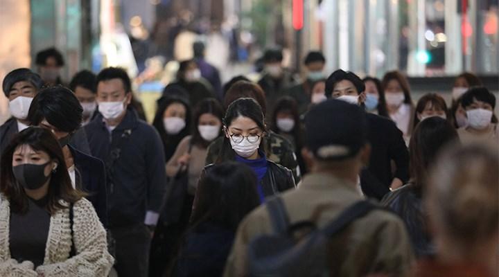 Japonya'da 7 eyalet daha OHAL kapsamına alındı