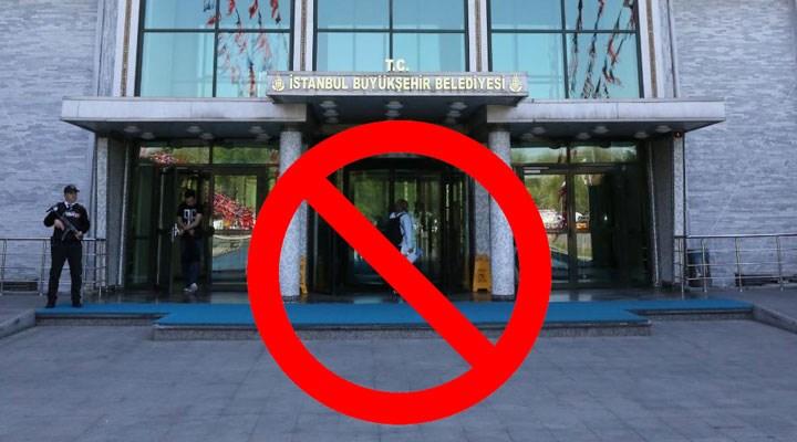 Matruşka gibi: İBB'nin suç duyurusu haberlerinin erişime engellenmesi haberine de erişim engeli