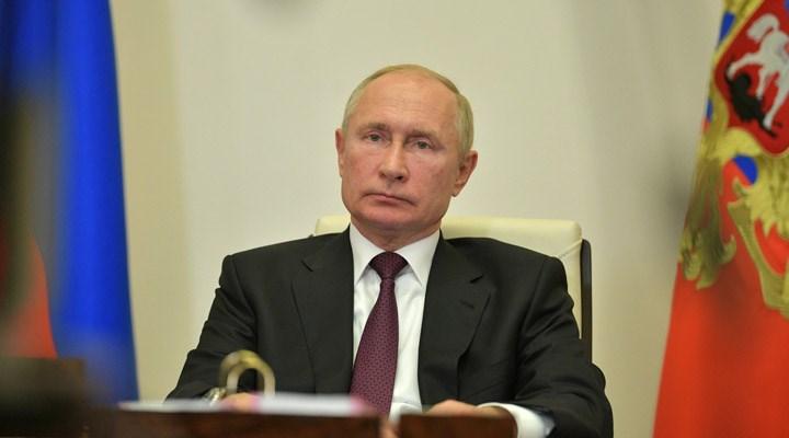 Putin'den geniş çaplı aşılama sürecine başlanması için talimat