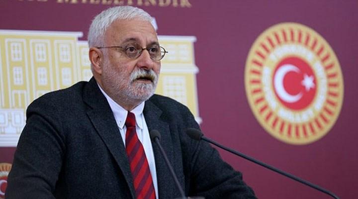 HDP'li Oluç, parti kapatma tartışmalarına ilişkin konuştu: Bahçeli suç işliyor