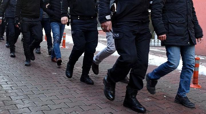 İzmir merkezli 12 ilde operasyon:ESP Genel Başkanı dahil 48 kişi gözaltında