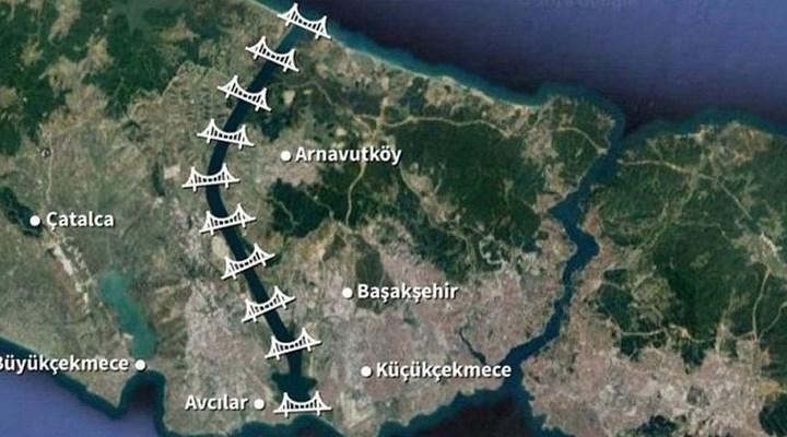 2021 Yatırım Programı'nda Kanal İstanbul'a 1000 (bin) TL bütçe ayrıldı