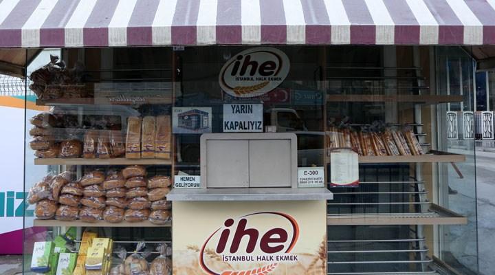 AKP döneminde Halk Ekmek büfesi verilen şehit ve gazi yakını sayısı sadece 3
