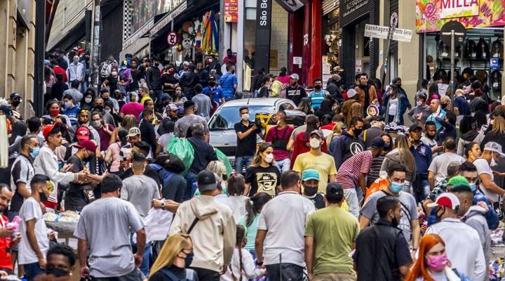 Brezilya'da tespit edilen yeni koronavirüs mutasyonu 'kaygı verici'