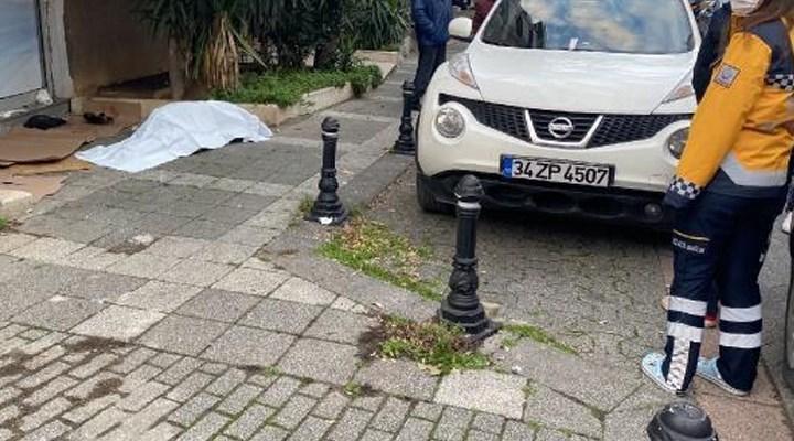 Kadıköy'de bir kişi sokakta ölü bulundu