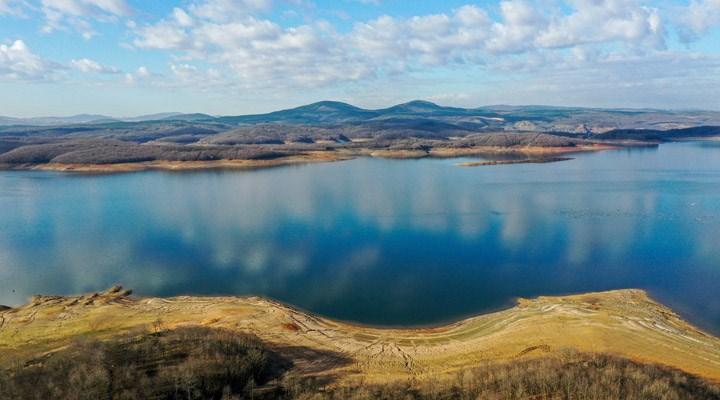 İstanbul'da barajların doluluk oranı bir haftada yüzde 9,5 arttı
