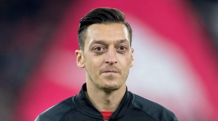 Mesut Özil, Arsenal ile sözleşme feshi için anlaştı