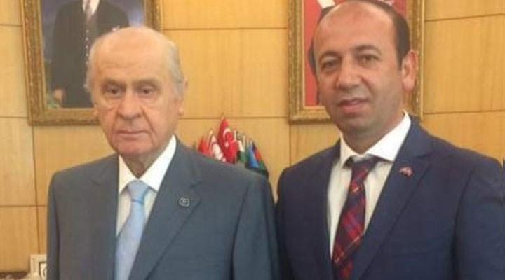 MHP'li ilçe başkanından skandal 'Selçuk Özdağ' paylaşımı: Saldırıya sevinmiş!