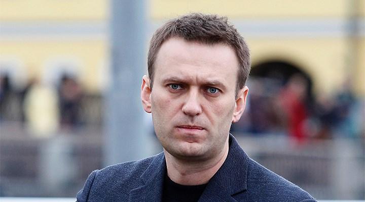 AB, Rusya'dan Navalny'i serbest bırakmasını istedi