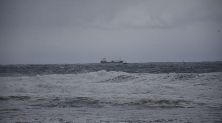 Bartın'da kuru yük gemisi battı: En az 3 kişi yaşamını yitirdi