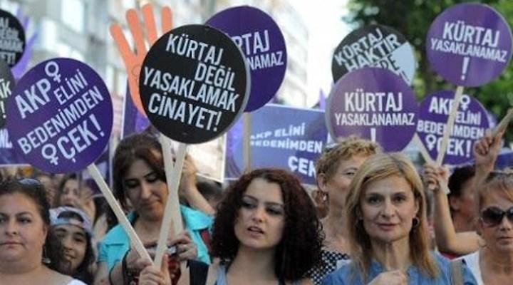 Fiili kürtaj yasağı Meclis gündeminde