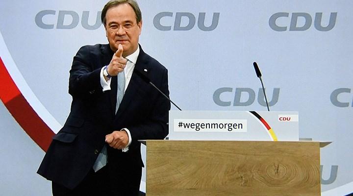 Merkel'in veliahtı