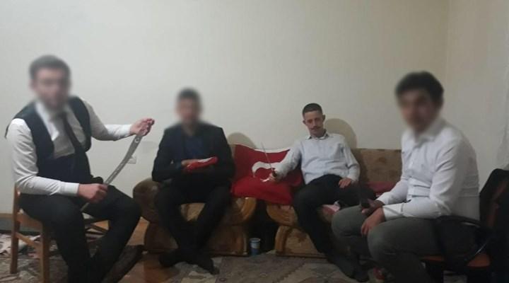 10 Ekim katliamını öven Abdurrahman Gülseren de Özdağ'a saldıranlar arasında