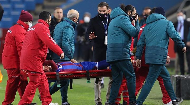 Abdulkadir Ömür sezonu kapattı