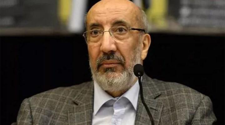 Abdurrahman Dilipak koronavirüs aşılamasının durdurulması için mahkemeye başvurdu