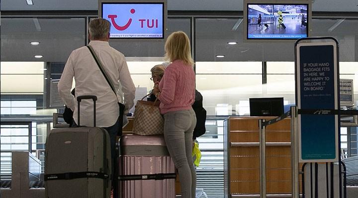 Almanya'da koronavirüs hastası bir Türk sahte test sonucu belgesiyle uçağa binmeye çalıştı