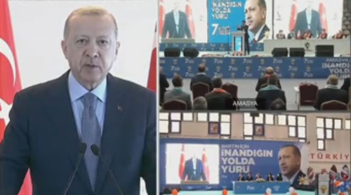 Erdoğan: Türkiye'nin her alanda nereden nereye geldiğini görüyoruz