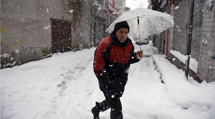 Meteoroloji'den 8 il için uyarı: Yoğun kar yağışı, buzlanma ve don bekleniyor
