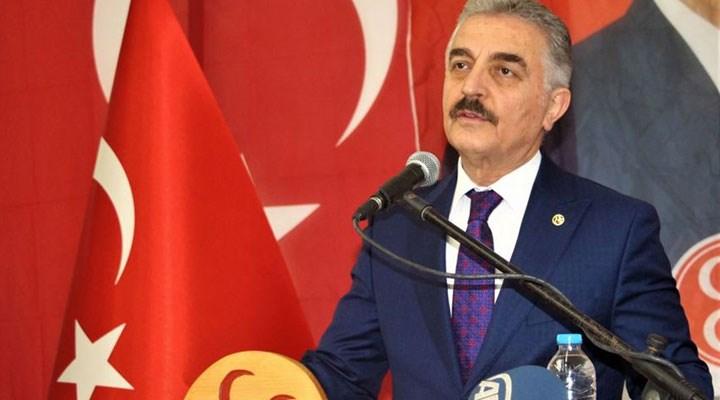 """İsmet Büyükataman, Davutoğlu'nu """"MHP'ye tuzak kurmakla"""" suçladı"""
