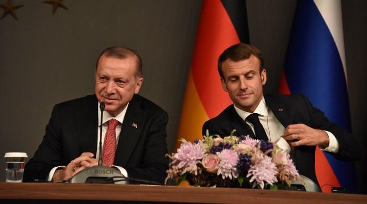 Erdoğan'ın, akıl sağlığını sorguladığı Macron'a yazdığı mektup sızdı: Sevgili Emmanuel…