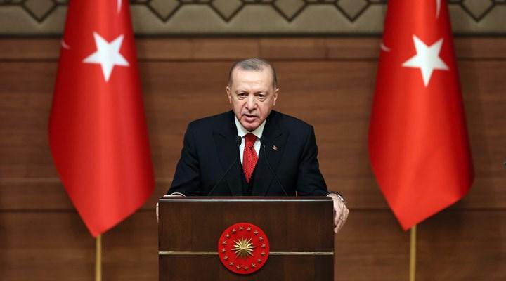 Erdoğan: Türkçeye hak ettiği ihtimamı göstermiyoruz