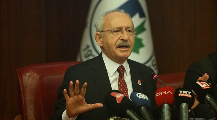 Kılıçdaroğlu: Aşıyla ilgili toplumun önüne bir takvim konulmuş değil