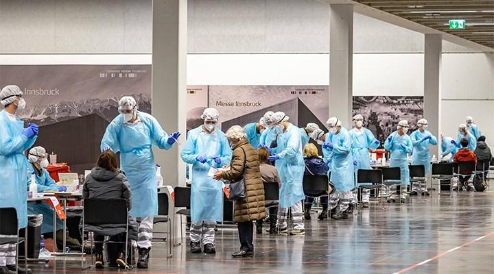 Avusturya'da koronavirüs testleri artık eczanelerde ücretsiz yapılacak