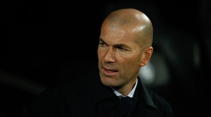Marca: Zidane'ın Real Madrid'de sonu geldi