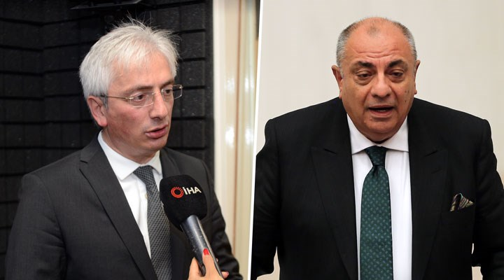 MHP İl Başkanı ile Tuğrul Türkeş arasında 'azgın milliyetçilik' atışması