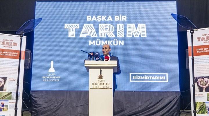 Yoksulluk ve kuraklığa karşı İzmir'den adım: 'İthal tohum işgaline karşı İzmir'den başkaldırıyoruz'