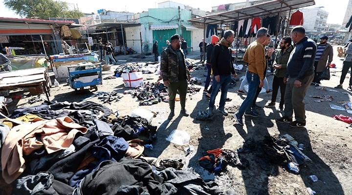 Bağdat'ta en az 32 kişinin öldüğü bombalı saldırıları IŞİD üstlendi