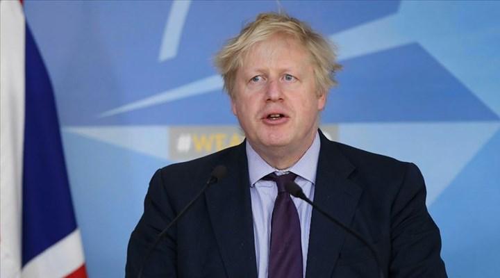 Boris Johnson: Koronavirüsün İngiltere'de görülen türü daha ölümcül olabilir