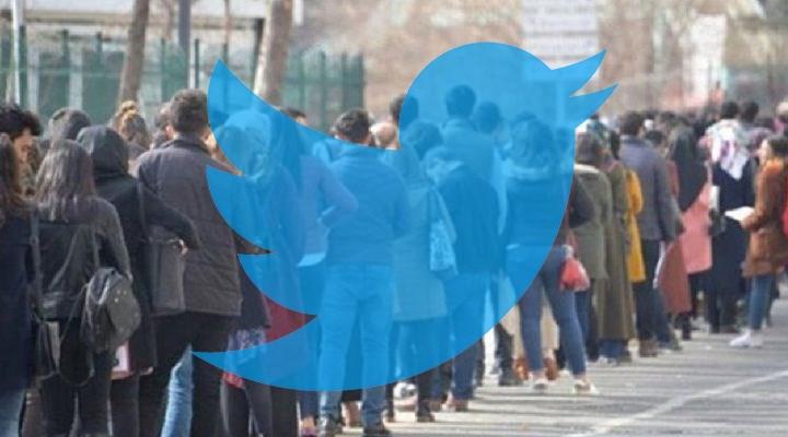 Sosyal medyanın gündemi işsizlik ve liyakatsizlik