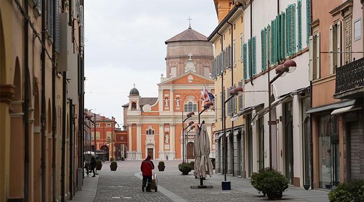 İtalya'nın Lombardiya bölgesinde hatalı veriler nedeniyle yanlışlıkla karantina uygulandı