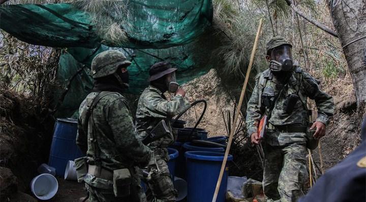 Meksika'nın ABD sınırında 19 ceset bulundu