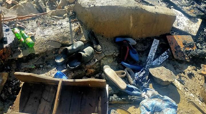 3 madencinin evi yandı, sendika dayanışma çağrısı yaptı