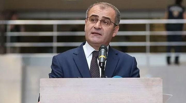 CHP'den İrfan Fidan çıkışı: İktidar Türkiye'nin en üst yargı organına kayyum atamıştır