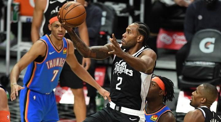 Los Angeles Clippers galibiyet serisini 7 maça çıkardı