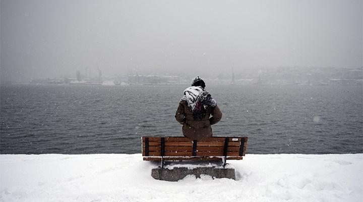 AKOM'dan İstanbul'a kar uyarısı